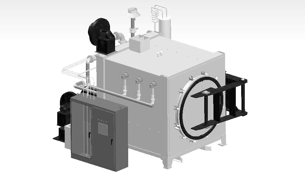 CONTOUR LEAPS INTO AEROSPACE INDUSTRY; INVESTS IN FIRST GAS NITRIDE UNIT