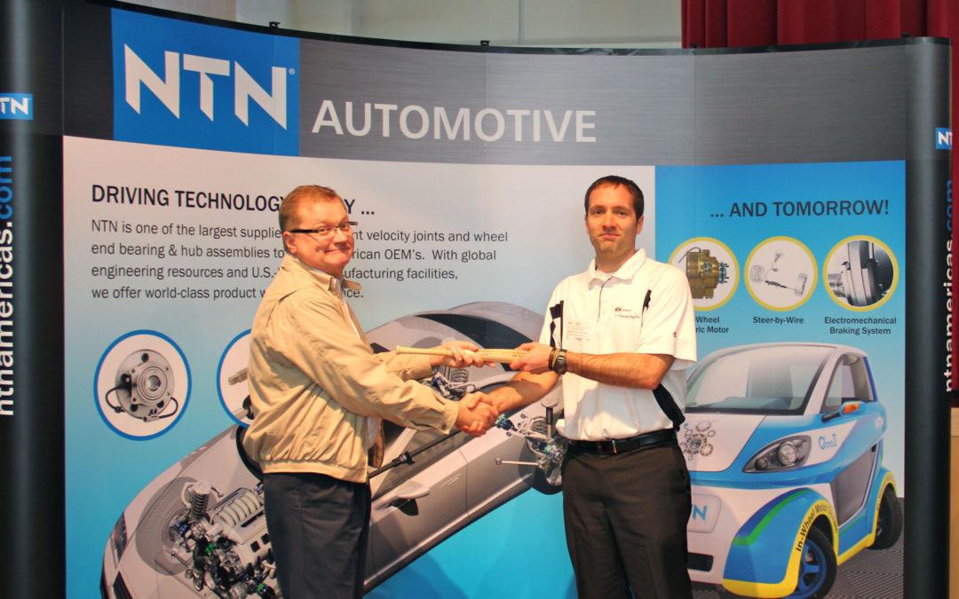 Contour Wins Prestigious NTN President's Award