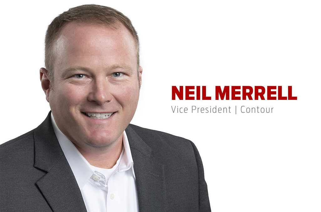 CONTOUR TAPS NEIL MERRELL AS VICE PRESIDENT