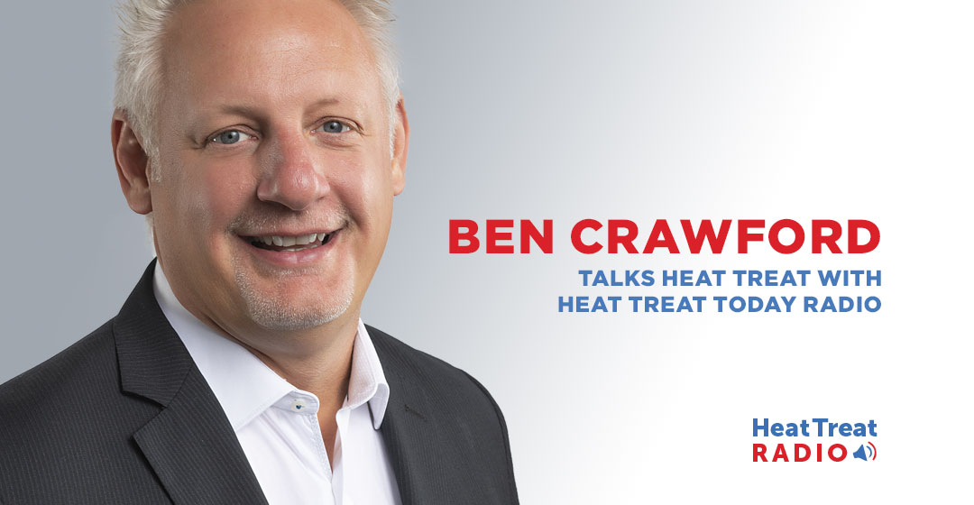 Contour's, Ben Crawford Discusses Eliminating Human Error in Heat Treat with Heat Treat Today Radio